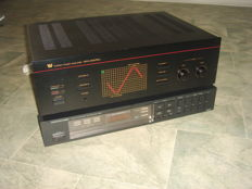 WPA-600 PRO amplifier and Onkyo T-4017 tuner.