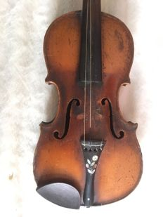 Violin - without case - needs work