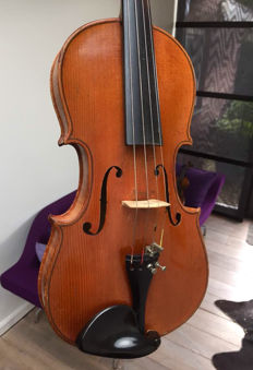 Old German 4/4 violin, 1920