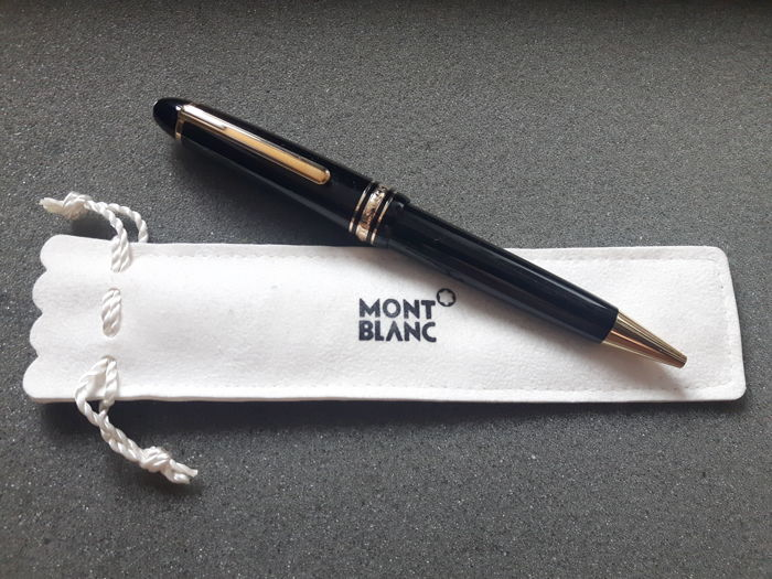 montblanc meisterst ck 161 le grand ballpoint pen catawiki. Black Bedroom Furniture Sets. Home Design Ideas