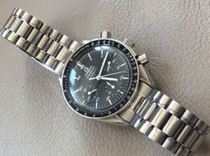 Omega Speedmaster Reduced, men's chronograph, 1983-1989 + a complimentary klaratein winder