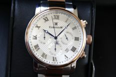 Thomas Earnshaw 1805  - Westminster- 18k Rosé gold plated Men's 2016 New Old Stock