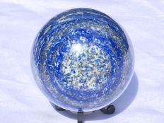 Large, polished Lapis Lazuli - 75mm - 1044gm