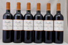 2009 Le Pauillac de Chateau Haut-Bages Liberal, France - 6 bottles (75cl)