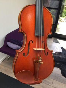 Fine Violin 4/4, Probably Romania, Really nice