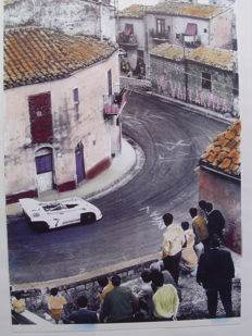 Targa Florio 1971 - Photo / Poster - 1980s