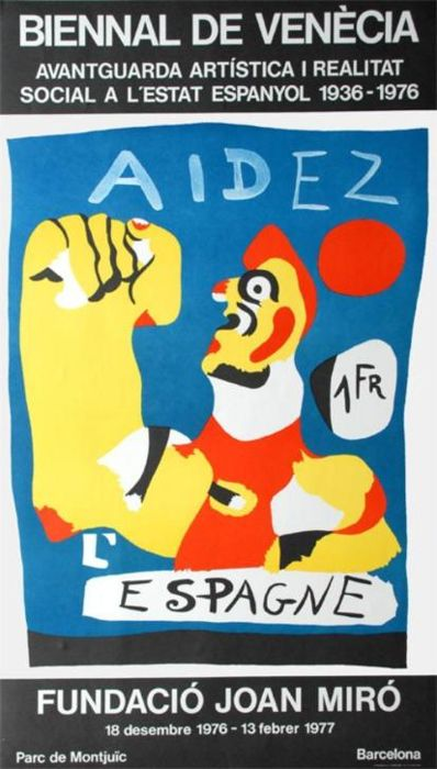 the influence of the catalan struggle and spanish civil war on the artist joan miro Catalan painting: from the 19th century to the from the 19th century to the surprising 20th prefiguration of the spanish civil war, joan miro's.