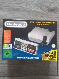 Nintendo Nes Mini - boxed