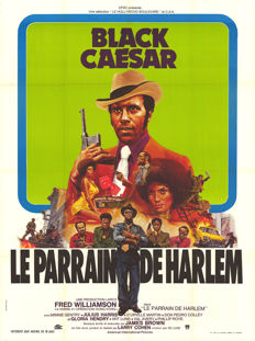[Fred Williamson] - Le Parrain de Harlem (Black Caesar) - 1973