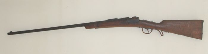 Single-shot rifle - circa 1890