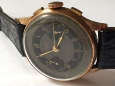 Atlanta-Geneve-Landeron 48- 18 K Solid Yellow  Gold-Year 1950