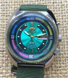 ORIENT King Diver Day-Date