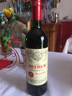 1992 Petrus, Pomerol - 1 bottle