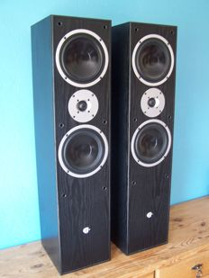CAT MBC-313S 3-way bass reflex column speakers