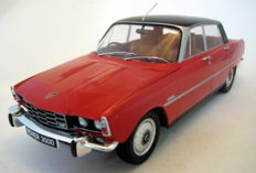 Modelcar Group - Scale 1/18 - Rover 3500 Red V8