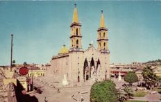 Mexico over 300 x-various streets and sights, culture-1960's/1970's