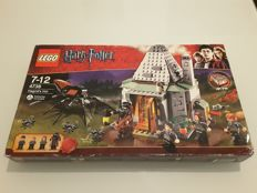 Harry Potter - 4737 + 4738 - Quidditch Match + Hagrid's Hut