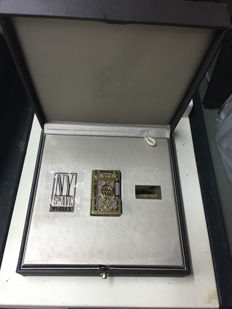 "S.T. lighter.  DuPont ""New York 5th Ave."" Ligne 2 Limited Edition 2007"