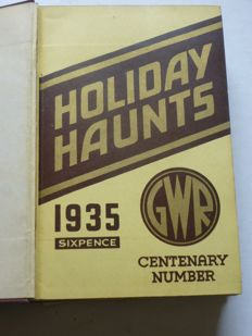 Maxwell Fraser - Holiday haunts [season 1935 Centennial edition] - 1935