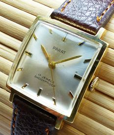 PARAT 17 Jewels -- men's wristwatch from the 1950s
