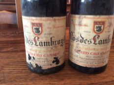 1976 Clos des Lambrays grand cru  - 2 bottles (75cl)