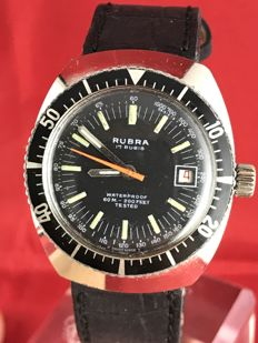 Rubra Diver 60 m – from 1970s