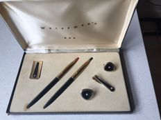 Waterman's ballpoint pens in gift box