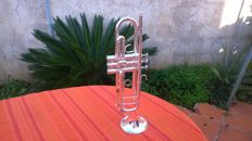Professional Trumpet B&S challenger II 3137/ST. Included of case and pistons oil
