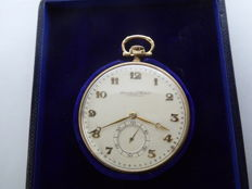 IWC — gents pocket watch. ref no 18. — Men — 190