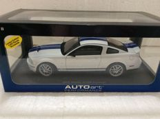 AUTOart - Scale 1/18 - Ford Shelby Cobra GT500 Concept 2005