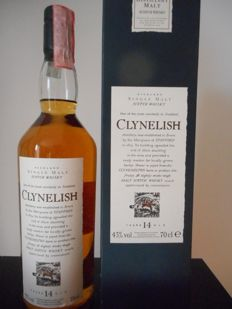 Clynelish 14 Years Old - Flora And Fauna