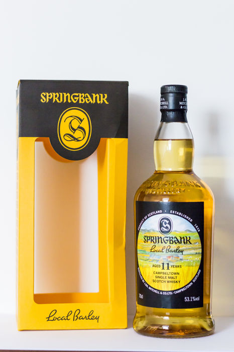 Springbank 2006 Local Barley
