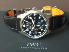 IWC Pilot Chronograph  Ref. IW377709 - Men's watch - 2016