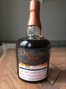 Dictador Best of 1979 - 36 years - Handcrafted - Limited Release