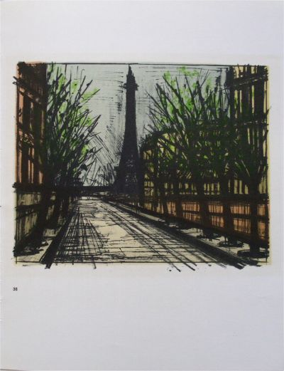 Bernard buffet paris catawiki for Bernard buffet vente