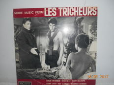 Les tricheurs ''more music from les tricheurs ''  verry rare 10'' jazz EP  on verve   MMV 608