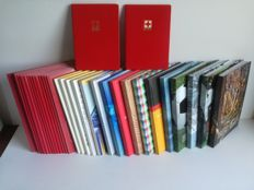 Switzerland 1980/2011 – Year Collections