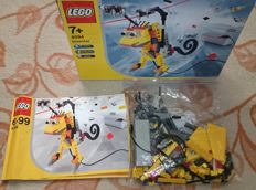 Orient Expedition / Ninjago / Creator / Sports- 17 sets o.a. 7418 + 9456 - Scorpion Palace + Snake Battle