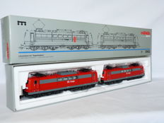 Märklin H0 - 37432 - A Two part double-set with Cargo locomotives with 2 type BR 151's  of the DB