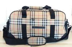 Burberry Golf - Duffle bag - *No Reserve Price*
