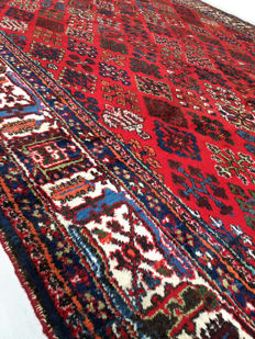 Wonderful Persian carpet: Joshaghan - IRAN 334 x 220 cm