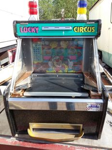Lucky Circus Pusher +- 1990