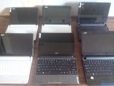 Acer Aspire One - Notebooks - 6 pieces