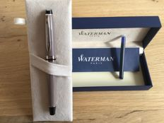 Waterman Expert III fountain pen in taupe colour.