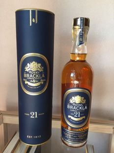 Royal Brackla 21 yo Highland single malt Whisky