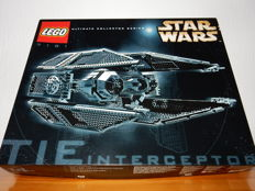 Star Wars - 7181 - TIE Interceptor - UCS