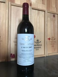 2007 Vega Sicilia Unico - 1 bottle (75cl)