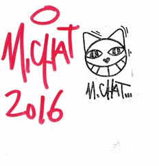 MR.CHAT - signature marker and hand stamp