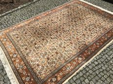 Beautiful Indo-Herati Rug 300x200 -hand made