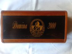 Ser Jacopo dalla Gemma pipe - Domina 2000 - Walnut glossy finish - with its original case